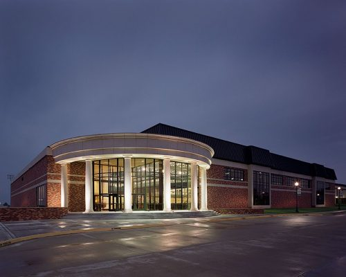 OBU Wellness Center - Night-1