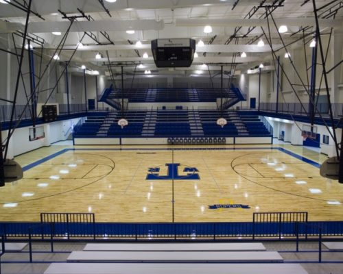 Will Rogers HS Gym-4